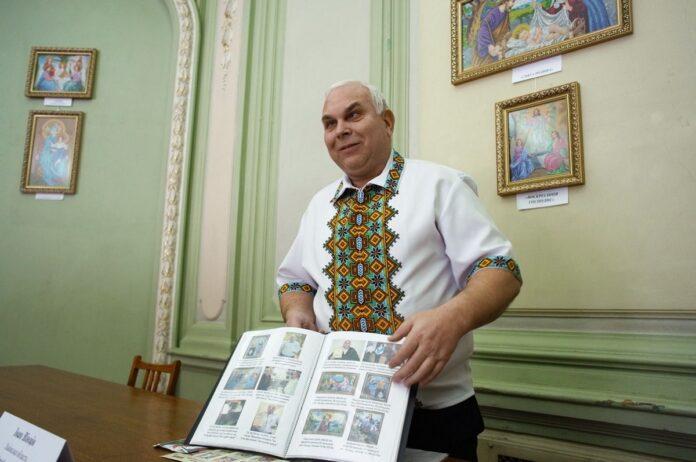 Виставка робіт Івана Вінціва – ННМБУ