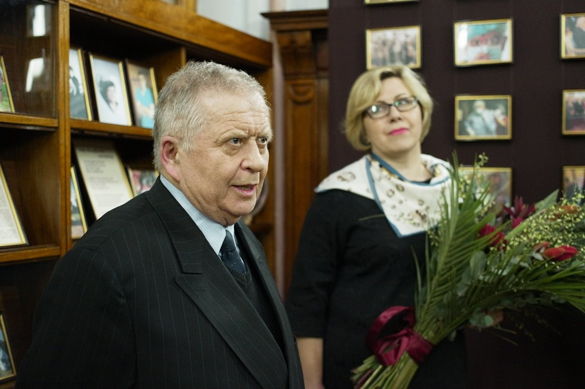 Вечір пам`яті професора Збігнєва Реліги в Києві