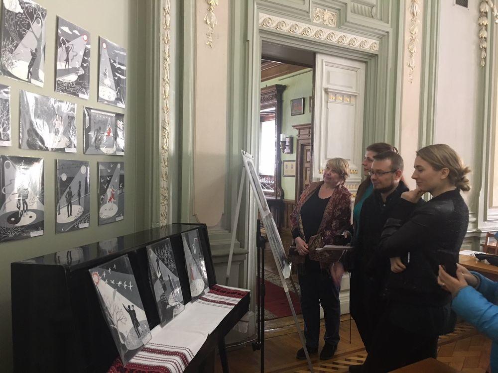 Презентація збірки поезії та пісні Богдана Коваля