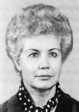 Народилася Лариса Михайлівна Давиденко