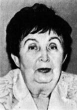 Народилася Надія Олександрівна Горчакова
