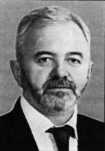 Народився Василь Михайлович Князевич