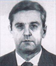 Народився Валерій Феодосійович Саєнко
