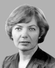 Народилася Людмила Іванівна Воробйова